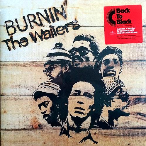 BOB MARLEY & THE WAILERS LP Burnin' (Remastered)