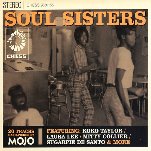 VARIOUS CD Chess Soul Sisters (Digipack)