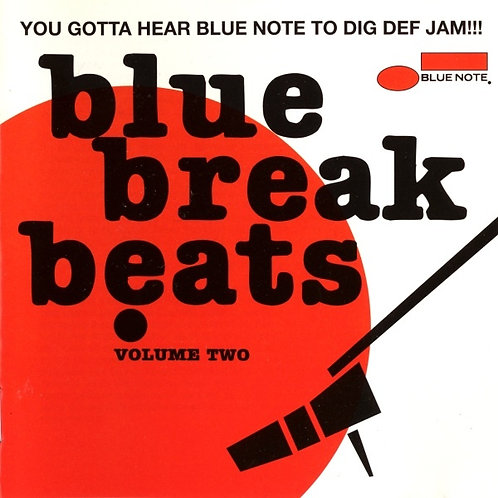 VARIOS CD Blue Break Beats Volume 2