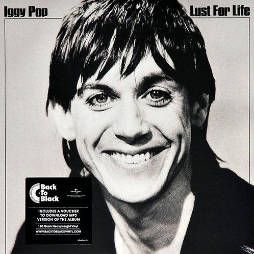 IGGY POP LP Lust For Life (180 Gram Heavyweight Vinyl)