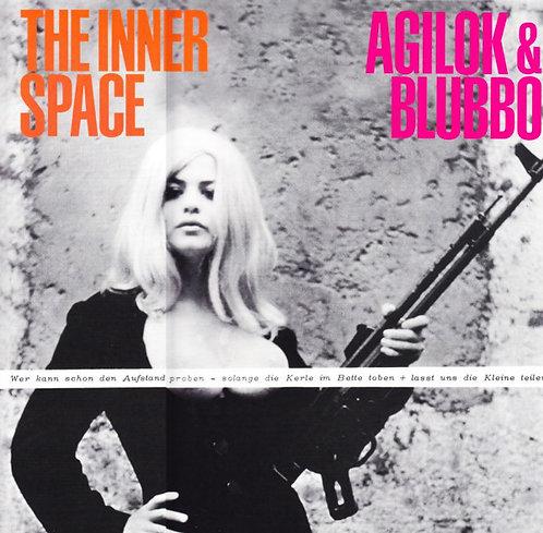 THE INNER SPACE LP Agilok & Blubbo Soundtrack