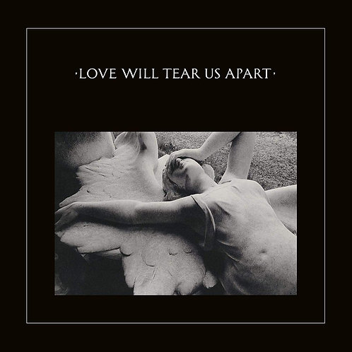 JOY DIVISION MAXI-LP Love Will Tear Us Apart (Remastered)