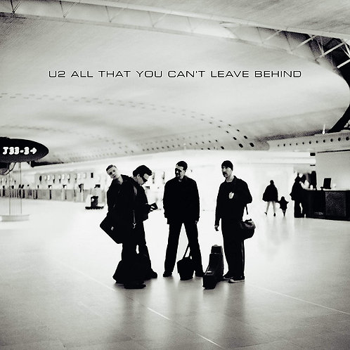 U2 2xLP All That You Can't Leave Behind (20th Anniversary Remastered)