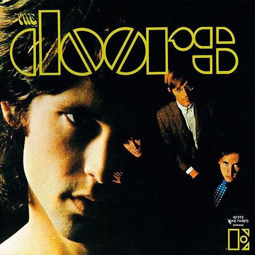 THE DOORS LP The Doors (Gold Coloured Vinyl)