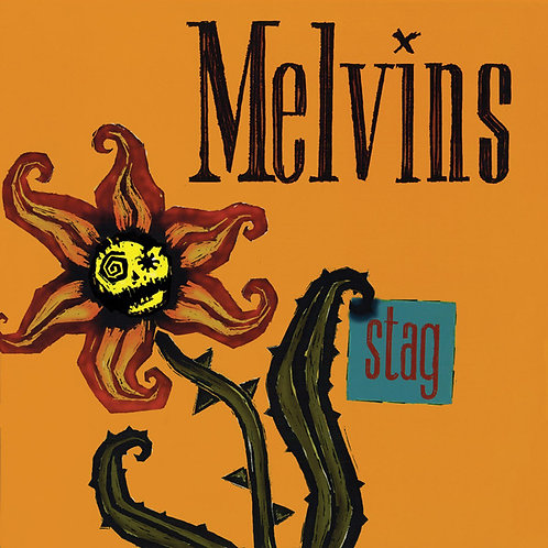 THE MELVINS 2xLP Stag