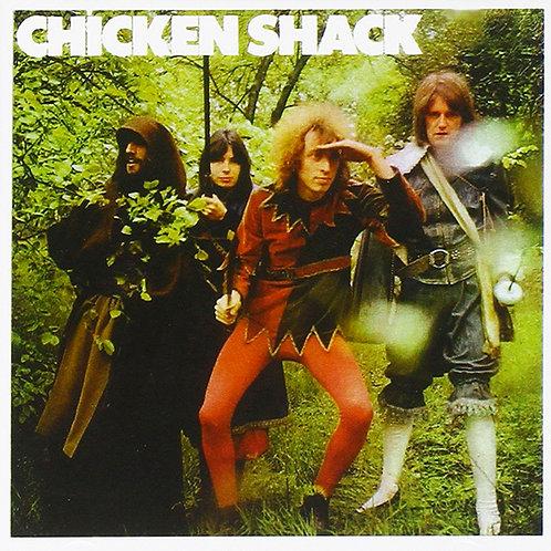 CHICKEN SHACK CD 100 Ton Chicken + Bonus Tracks