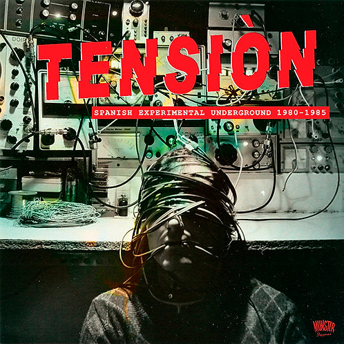 VARIOS CD Tension (Spanish Experimental Underground 1980-1985)