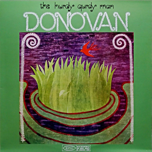 DONOVAN LP The Hurdy Gurdy Man