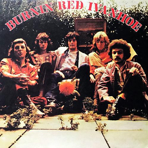 BURNIN RED IVANHOE LP Burnin Red Ivanhoe (Red Coloured Vinyl) Danish Psychedelic
