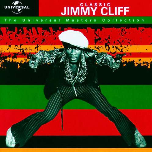 JIMMY CLIFF CD Classic Jimmy Cliff Universal Masters Collection
