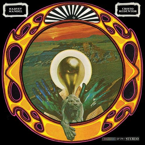 HARVEY MANDEL LP Cristo Redentor (180 Gram Limited Edition)