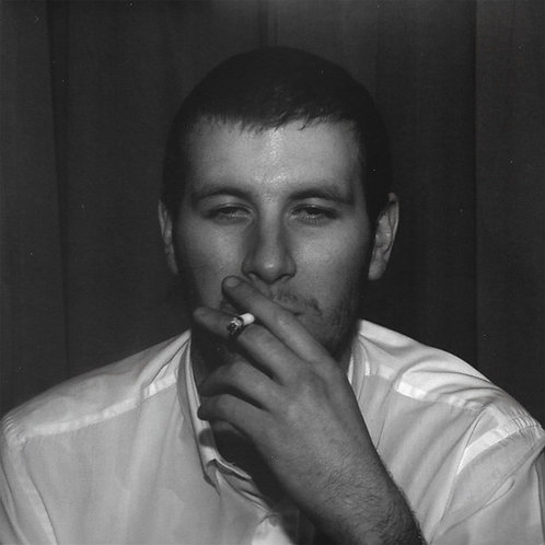 ARCTIC MONKEYS LP Whatever People Say I Am, That's What I'm Not (Red Vinyl)
