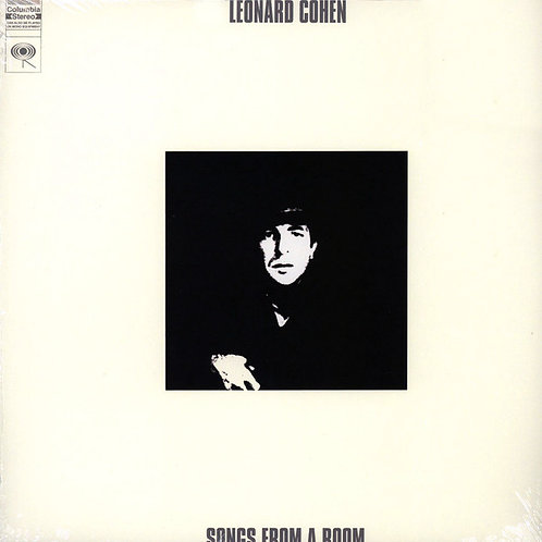 LEONARD COHEN LP Songs From A Room