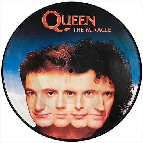 QUEEN LP The Miracle (Picture Disc)
