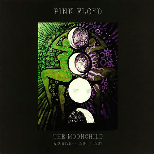 PINK FLOYD LP The Moonchild Archives 1966/1967
