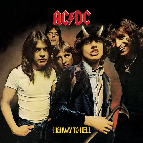 AC/DC LP Highway To Hell (180 Gram)