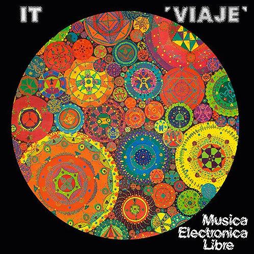 IT LP Viaje - Musica Electronica Libre (Experimental Spain) Gatefold Cover