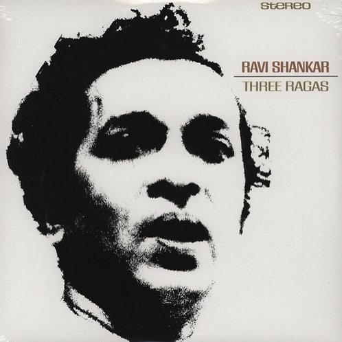 RAVI SHANKAR LP Three Ragas