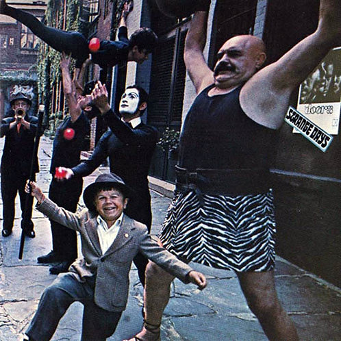 DOORS LP Strange Days (US Reissue)