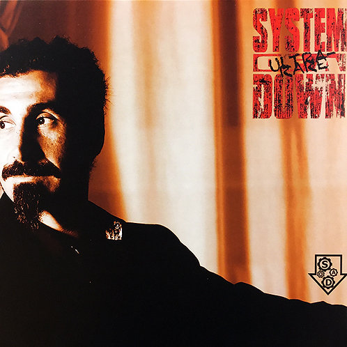 SYSTEM OF A DOWN LP Ultra - Rare (Grey Marbled Coloured Vinyl)