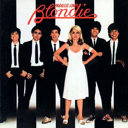 BLONDIE CD Parallel Lines + Bonus Tracks