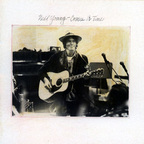 NEIL YOUNG LP Comes A Time (Remastered)