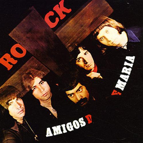 LOS AMIGOS DE MARIA LP Rock (Garage Chile)