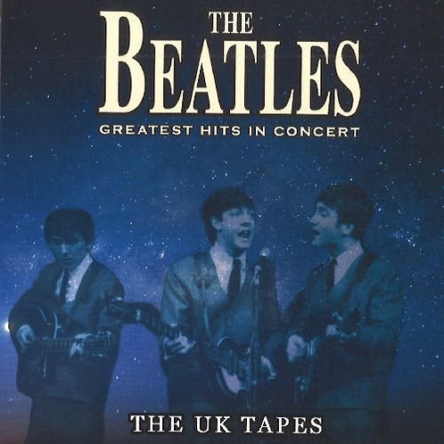 BEATLES CD The UK Tapes