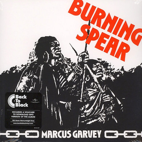 BURNING SPEAR LP Marcus Garvey (180 gram)