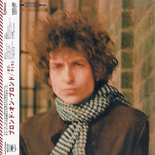 BOB DYLAN CD Blonde on Blonde (Japan Mini Lp)