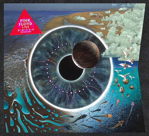 PINK FLOYD 2xCD Pulse (Box Set Edition)