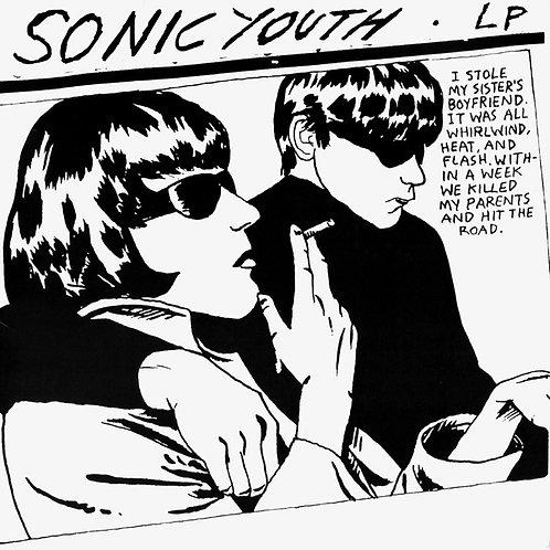 SONIC YOUTH LP Goo (Red Coloured Vinyl)