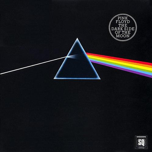 PINK FLOYD LP Dark Side Of The Moon (Marbled Coloured Vinyl) Australia