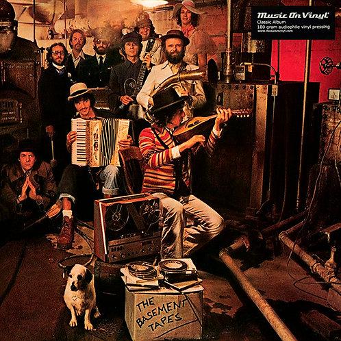 BOB DYLAN & THE BAND 2xLP The Basement Tapes (180 gram audiophile vinyl)