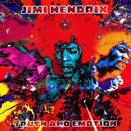 JIMI HENDRIX 2xCD Truth And Emotion (Numbered Limited Edition)