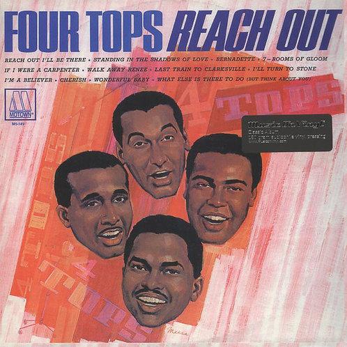 FOUR TOPS LP Reach Out (180 Gram)