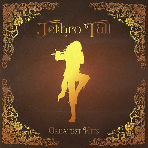 JETHRO TULL 2xCD Greatest Hits (Rare Digipack)