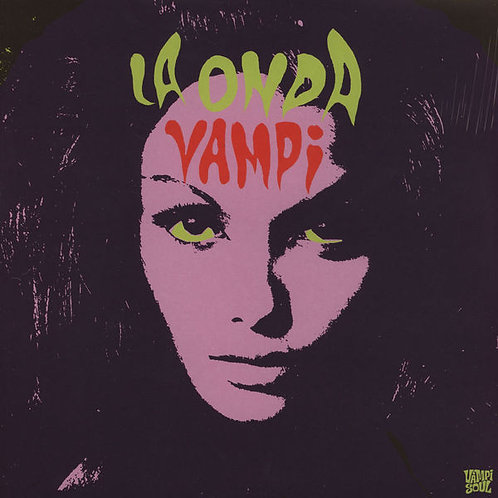 VARIOS CD La Onda Vampi (Groove And Shake)
