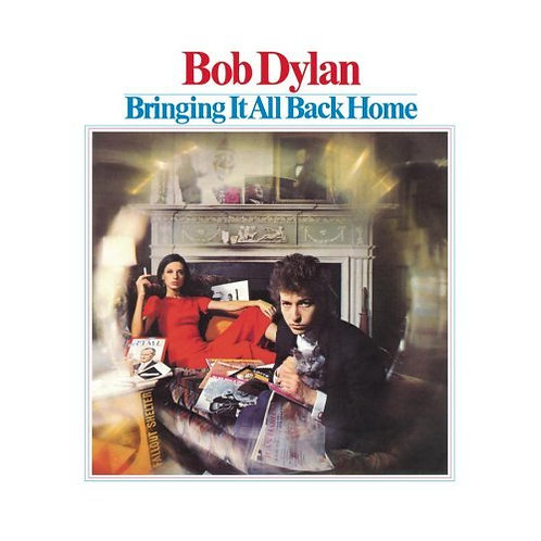 BOB DYLAN CD Bringing It All Back Home