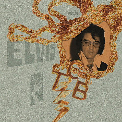 ELVIS PRESLEY 2xLP Elvis At Stax (180 gram audiophile vinyl)