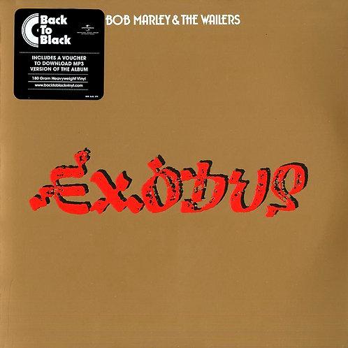 BOB MARLEY & THE WAILERS LP Exodus (Remastered)