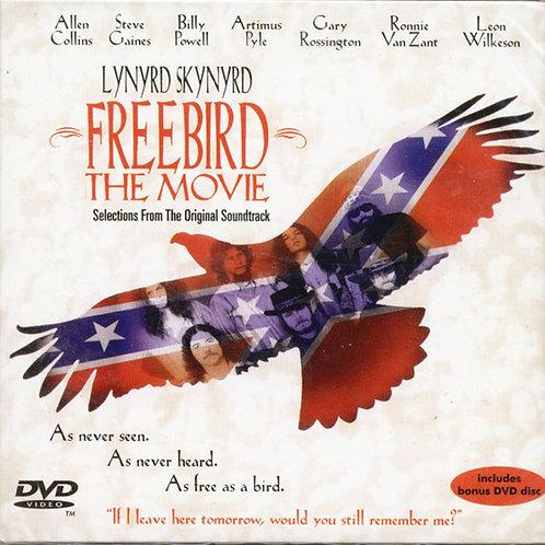 LYNYRD SKYNYRD CD+DVD Freebird - The Movie