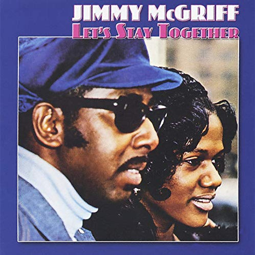 JIMMY McGRIFF CD Let's Stay Together