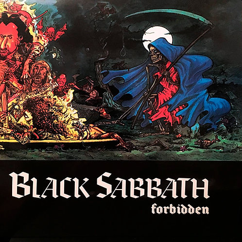 BLACK SABBATH LP Forbidden