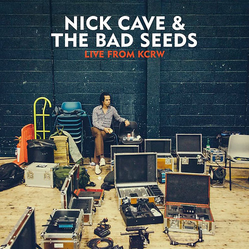 NICK CAVE & THE BAD SEEDS 2XLP Live From KCRW