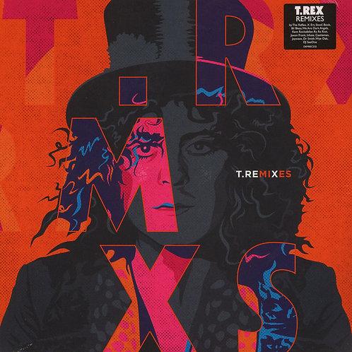 MARC BOLAN & T. REX 3xLP Remixes