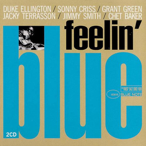VARIOUS 2xCD Feelin' Blue (Deluxe Edition Digipack)