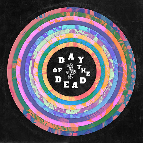 VARIOUS BOX SET 5xCD Day of the Dead (Grateful Dead Tribute)