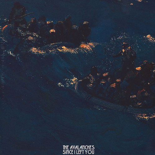 THE AVALANCHES 2xLP Since I Left You