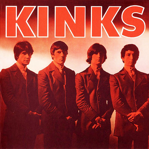 THE KINKS LP The Kinks